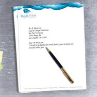 Letterheads—Digital prints