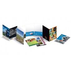 4x9 Presentation Folder