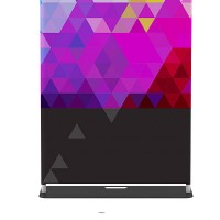 Banner Stand — Tension Fabric
